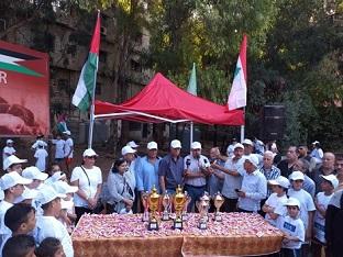 الشعبان اللبناني والفلسطيني ووفود أجنبية تحي الذكرى الـ 37 لمجزرة