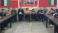 الديمقراطية تنظم ملتقى تضامني فلسطيني في بيروت دعماً لفنزويلا