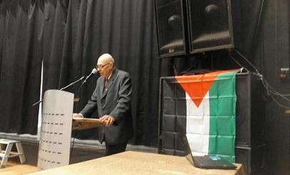 احياء حفل فلسطيني في جنوب النرويج