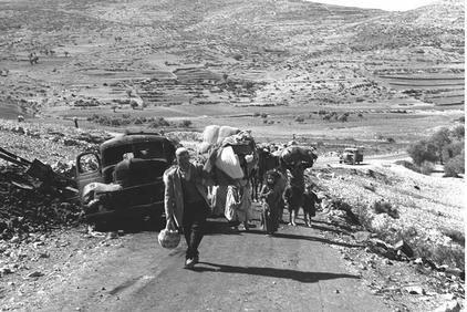 حقوق اللاجئين الفلسطينيين
