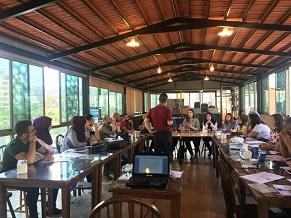اختتام ورشة تدريبيّة في صيدا لتمكين شبّان وشابات من مخيّمات لبنان في العمل الصحفي