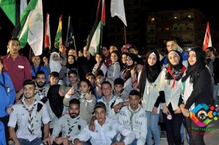 جمعية الكشافة الفلسطينية في لبنان تموت قبل أن تولد !!