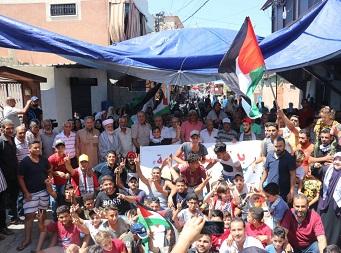 جمعة غضب سادسة في مخيمات لبنان، ورفض شعبي – سياسي لقرار الحكومة