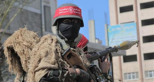 كتائب المقاومة الوطنية تشيد بتصدي المقاومة لآليات الاحتلال المتوغلة شرق خانيونس