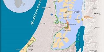 """الانسحاب من المنطقة C """"خطر وجودي"""" على إسرائيل"""