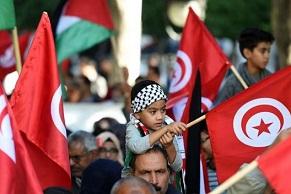 الرئيس التونسي يمنح الجنسية لـ 34 فلسطينيا
