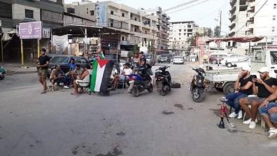 الإضرابات والاحتجاجات في المخيمات مُستمرة، ومساع لبنانية فلسطينية لإنصاف العاملين الفلسطينيين
