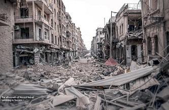 اتفاق يقضي بخروج مسلّحو داعش وعددهم 1220 من الحجر الأسود واليرموك باتجاه البادية الشرقية.