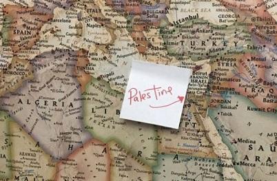 إغتصاب فلسطين