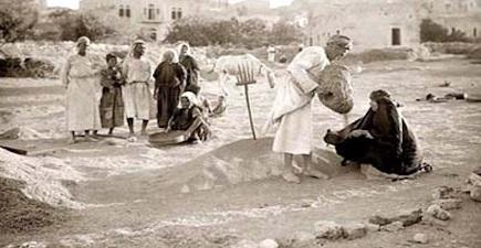 قرى قضاء بيسان المدمرة