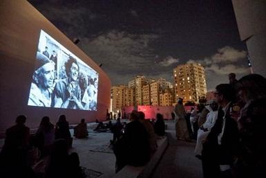 مصورون فلسطينيون يشاركون في المهرجان الدولي للتصوير
