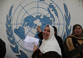 5.9 مليون لاجئ فلسطيني تُغيثهم