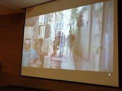 المخرج محمد الشولي يطلق فيلمه القصير
