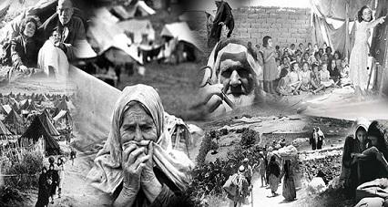 الحراك الشعبي السلمي لعودة اللاجئين الفلسطينيين