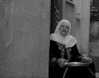 رمضان بعلين يسكن فؤاد اللاجئة زينب