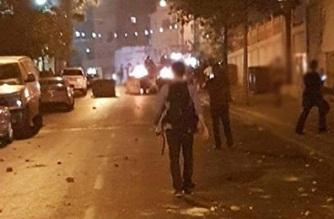 قوات الاحتلال تطلق النار على شاب في الخليل