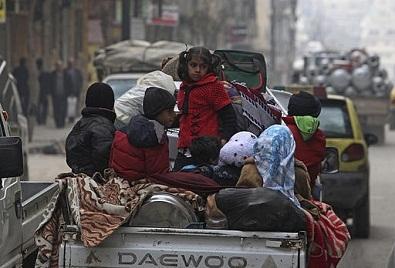 الحرب السورية فرّقت اللاجئين الفلسطينيين على أكثر من (20) بلد