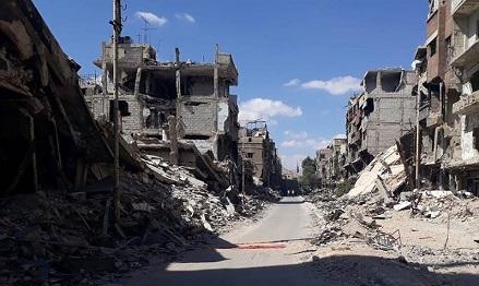 عبد الهادي: لا عودة قريبة إلى مخيم اليرموك
