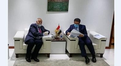 الخارجية العراقية تعد بمتابعة حقوق الفلسطينيين في العراق