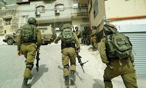 جيش الاحتلال يعتقل شابين من مُخيّم عقبة جبر في أريحا
