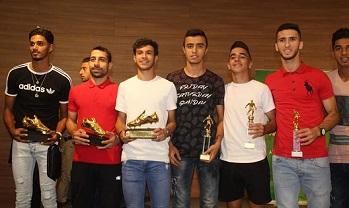 لاعبون فلسطينيون يحصدون جوائز رياضية في الدوري اللبناني