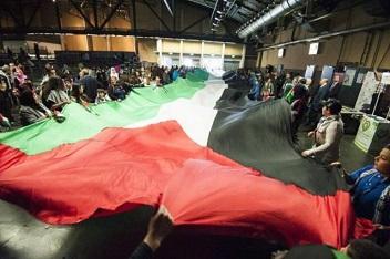 بيان لاتحاد الجاليات الفلسطينية في أوروبا حول حركة المقاطعة