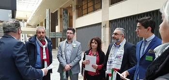 فلسطينيون يسلمون البرلمان الهولندي والخارجية عريضةً تطالب بموقف رافض لـ