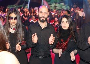 فلسطين تحصد جائزتين في ملتقىً لفنون ذوي القدرات الخاصة بالقاهرة