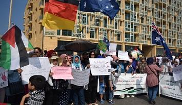 لا يمكن نقل ملف اللاجئين الفلسطينيين إلى (UNHCR) وإن تم فهذا خطير