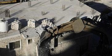 الاحتلال يواصل هدم عشرات المباني في وادي الحمص بالقدس المحتلة