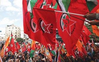 «الديمقراطية»: تحية لأهلنا في المغرب الشقيق لفرضهم العزلة على ممثل دولة الاحتلال