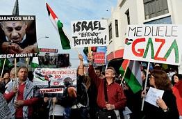 فلسطينيو تشيلي يكسرون حاجز الصمت حيال الاحتلال