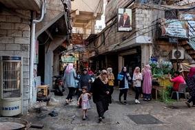 إطلاق حملة تساند اللاجئ الفلسطيني في لبنان