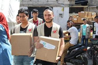 مبادرات شبابية في مخيّمات لبنان خلال شهر رمضان