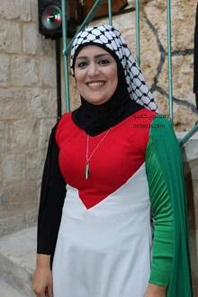 مصممة أزياء فلسطينية في التصفيات النهائية لأفضل العرب في العالم 2020