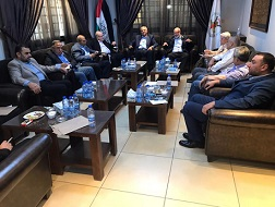 في بيان لخمسة فصائل فلسطينية