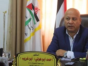 ابو هولي يعلن عن الرزمة الثانية للمشاريع التطويرية للمخيمات