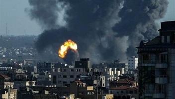«الديمقراطية» تدعو للتحقيق في جرائم الإحتلال ضد المدنيين في غزة ودمشق