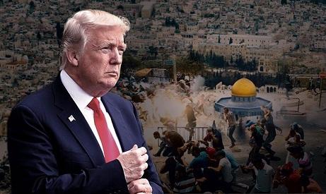 سياسة الولايات المتحدة الأمريكية تجاه القدس