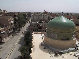 وزارة الأشغال العامة والإسكان تناقش مشروع تنظيم مخيم اليرموك