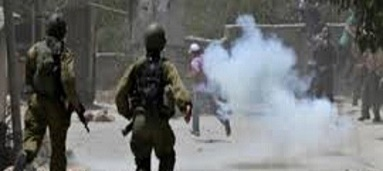 4 اصابات برصاص الاحتلال والعشرات بالاختناق خلال مواجهات في كفر قدوم