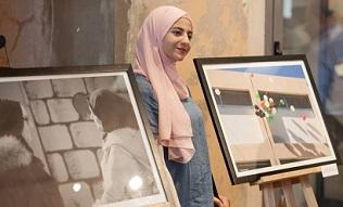 افتتاح معرض للصور في بيروت لطلاب فلسطينيين من سورية