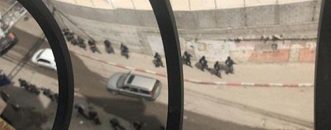جيش الاحتلال يداهم عدة منازل في مخيم شعفاط