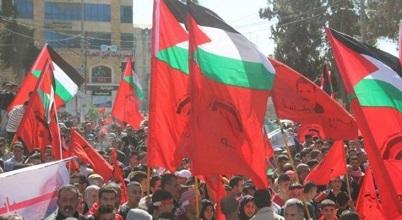 (أشد) في الذكرى (73) للنكبة الكبرى : من رماد النكبة تتفجر الانتفاضة والمقاومة لنيل العودة