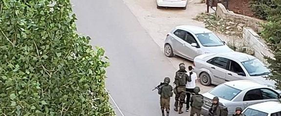 جيش الاحتلال يشن حملة اعتقالات في الضفة وأهالي طوباس يتصدون لاقتحام مستوطنين