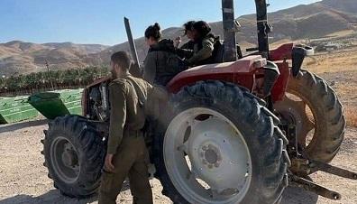 قوات الاحتلال تستولي على