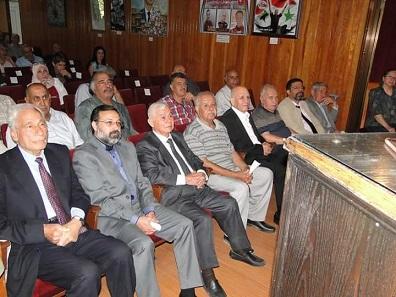 الديمقراطية تشارك في فعالية يوم القدس الثقافي