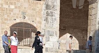 القدس: مستوطنون يقتحمون ساحات