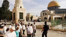 مستوطنون يقتحمون البلدة القديمة في الخليل