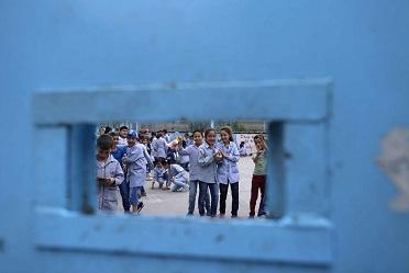 غياب أكثرية طلاب مدرستي حيفا والجليل خوفاً من